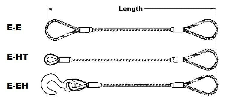 Wire Rope Sling Type