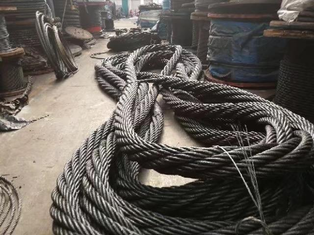 3 legs wire rope sling