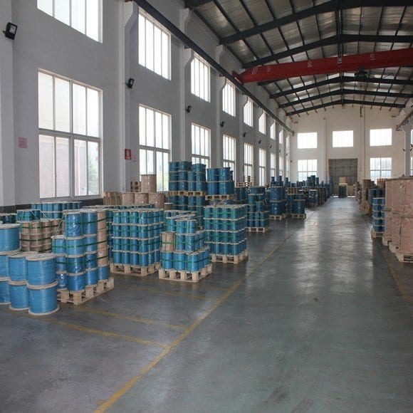 wire rope packing