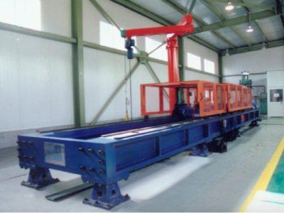 Breaking load test equipment