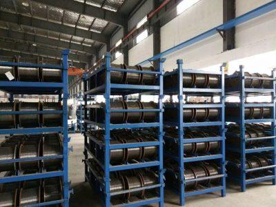 Wires storage